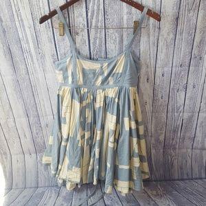 Anthropologie Freeway Full Skirt Empire Dress, 8